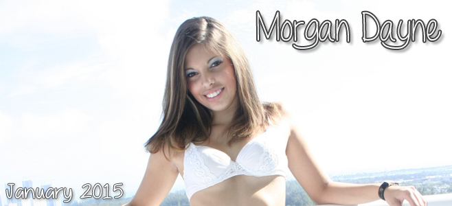 New for January 2015, VirtualFem Morgan Dayne!